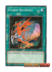 Fusion Recovery - SBAD-EN010 - Common - 1st Edition