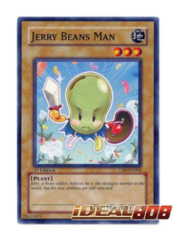 Jerry Beans Man - CRV-EN004 - Common - Unlimited Edition