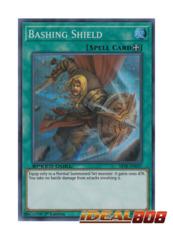 Bashing Shield - SBTK-EN037 - Super Rare - 1st Edition