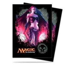 Magic The Gathering Mana 4 Liliana Ultra Pro Sleeve 80ct. (86088)