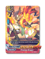 Fireclaw Dragon [D-BT01/0052EN U (FOIL)] English
