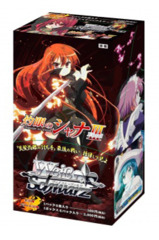 Shakugan no Shana III ~Final (Japanese) Weiss Schwarz Extra Booster Box