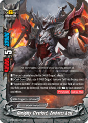 Almighty Overlord, Zerberos Lost [S-CBT02/0011EN RR (FOIL)] English