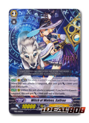 Witch of Wolves, Saffron - TD13/003EN - TD