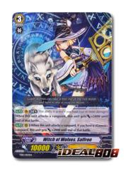 Witch of Wolves, Saffron - TD13/003EN - TD