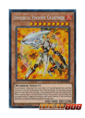 Immortal Phoenix Gearfried - TOCH-EN012 - Collector's Rare - 1st Edition