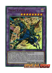 Dark Cavalry - DUPO-EN002 - Ultra Rare - 1st Edition