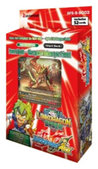 BFE-S-SD03 Spiral Linkdragon Order (English) Future Card Buddyfight Ace Starter Deck