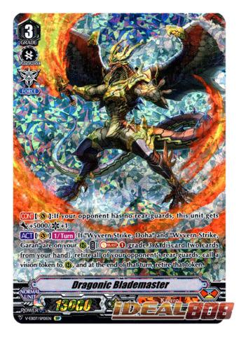 Dragonic Blademaster - V-EB07/SP01EN - SP (Special Parallel)