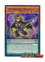 Timebreaker Magician - MP16-EN174 - Rare - 1st Edition