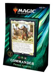 Commander 2019: Primal Genesis Deck