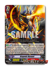 Dragonic Burnout - PR/0251EN - PR (G-BT07 Promo)