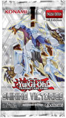 Yu-Gi-Oh: Shining Victories Booster Pack Unlimited Edition