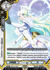 Sublime Vow, Athena - BT02/003EN - SP (SIGNED FOIL)
