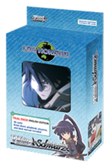 LOG HORIZON (English) Weiss Schwarz Trial Deck