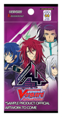 CFV-V-BT02 Strongest! Team AL4 (English) Cardfight Vanguard V-Booster Pack