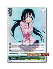 Otonokizaka High 3rd Year, Nico [LL/W24-E029R RRR (FOIL)] English