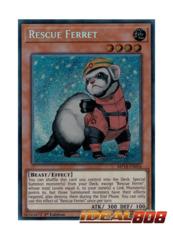 Rescue Ferret - MP18-EN054 - Secret Rare - 1st Edition