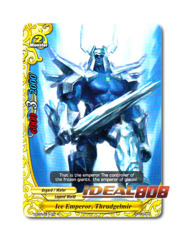 Ice Emperor, Thrudgelmir [H-BT01/0114EN C] English Common