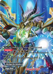Dragod Var [S-CG01/005EN (Secret Rare Finish)] English