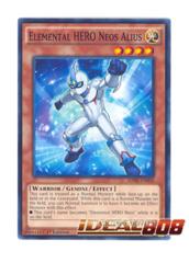 Elemental HERO Neos Alius - SDHS-EN008 - Common - 1st Edition