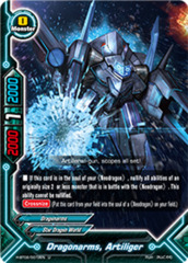 Dragonarms, Artiliger - H-BT02/0072EN - U