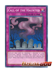 Call of the Haunted - SDHS-EN037 - Common - 1st Edition