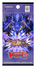 CFV-G-BT14 Divine Dragon Apocrypha (English) Cardfight Vanguard G-Booster Pack