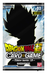 DBS-B03 Cross Worlds (English) Dragon Ball Super Booster Pack [12 Cards]