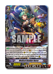Medical Bomber Nurse - PR/0250EN - PR (G-BT07 Promo)