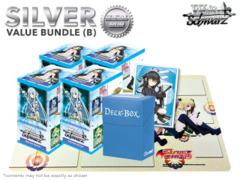 Weiss Schwarz SAO Bundle (B) Silver - Get x4 Sword Art Online Re: Edit Booster Boxes + FREE Bonus