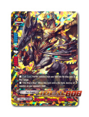 Emperor Dragon, Gael Khan - BT02/0004EN (RRR) Triple Rare