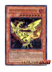 Sacred Phoenix of Nephthys - FET-EN005 - Ultimate Rare - 1st Edition