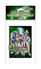 Konami ZeXal Yuma/Astral, Kita & Reginald Small Sleeves (50ct)
