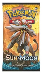 SM Sun & Moon (SM01) Pokemon Booster Pack