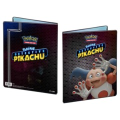 Detective Pikachu: Mr Mime 9 Pocket Binder (#15204)