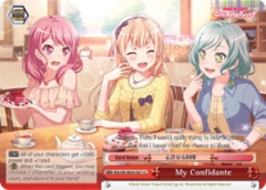 My Confidante [BD/EN-W03-087 CC (Regular)] English