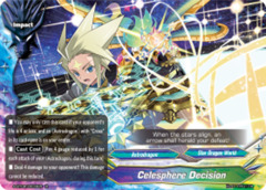 Celesphere Decision [S-BT04/0033EN R (FOIL)] English
