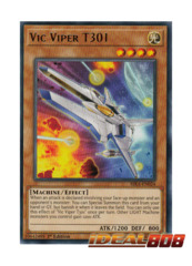 Vic Viper T301 - RIRA-EN024 - Rare - 1st Edition