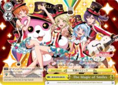The Magic of Smiles [BD/EN-W03-026S SR (SUPER FOIL)] English