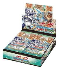 BFE-H-BT02 Galaxy Burst (English) Future Card Buddyfight Booster Box