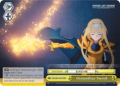 Osmanthus Sword [SAO/S65-E023R RRR (TEXTURED FOIL)] English