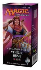Challenger Decks 2018 Deck - Vehicle Rush