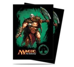 Magic The Gathering Mana 4 Garruk Ultra Pro Sleeve 80ct. (86090)