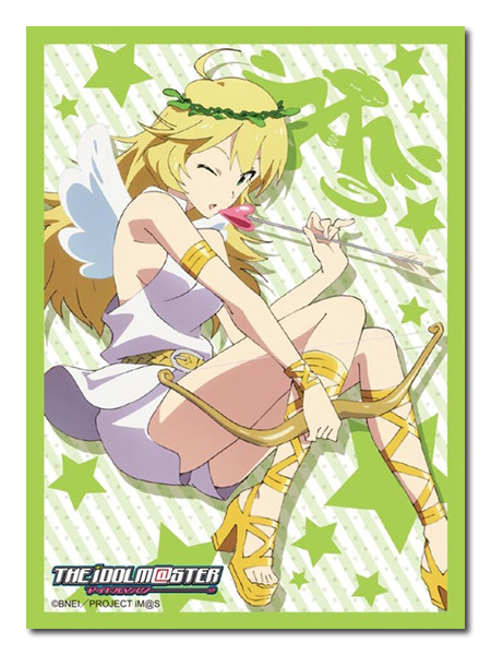 The Idolmaster Miki Hoshii Vol.990 HG Character Sleeve (60ct)