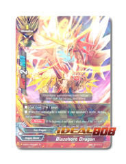 Blazehorn Dragon [D-BT01/0023EN R] English