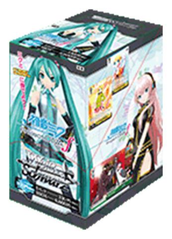 Weiss Schwarz Hatsune Miku Project DIVA f Booster Box