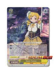 Mami Tomoe [MM/W17-E002SP SP (SIGNED FOIL)] English