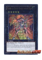 Number 12: Crimson Shadow Armor Ninja - ORCS-EN042 - Ultimate Rare - Unlimited Edition