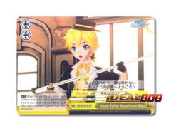 Dream-Eating Monochrome Baku [PD/S22-E123 PR (Promo)] English